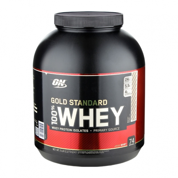 Gold Standard Whey Extreme Milk Chocolate Nutrition Facts