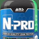 N-PRO (Premium Quality Lean Protein) 4 LBS